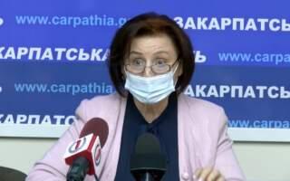 Ексочільниця департаменту здоров'я Закарпаття вже на новій посаді