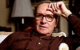Помер знаменитий італійський композитор Енніо Морріконе