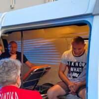 В Ужгороді перестрілка: двоє поранені (відео, фото)