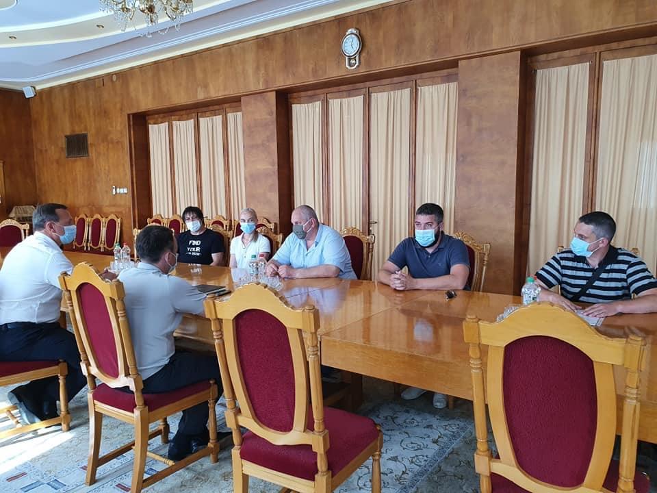 Губернатор Закарпаття зустрівся з підприємцями