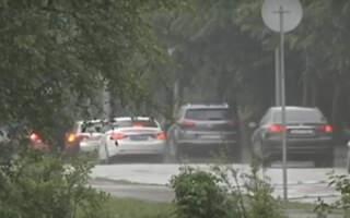 На Закарпатті оголосили штормове попередження: йде грозовий фронт