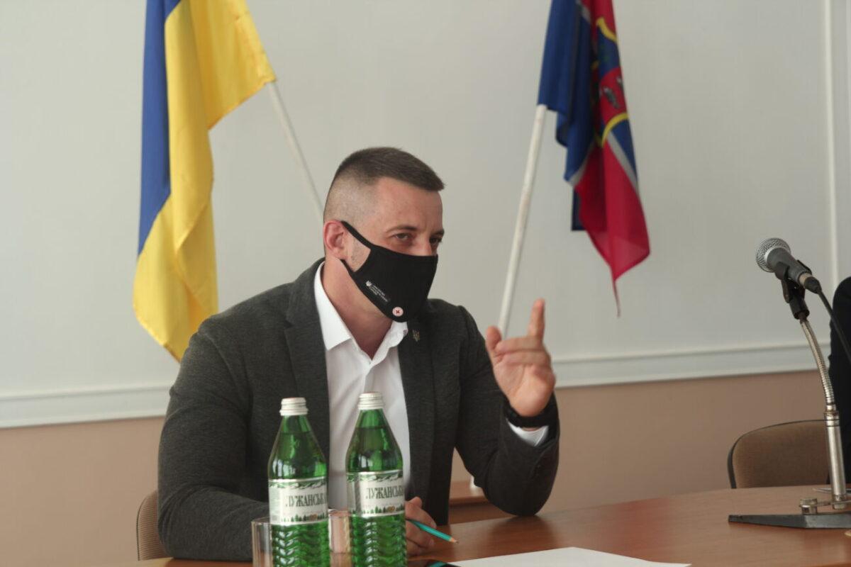 Ігор Шинкарюк представив нового голову Іршавської РДА (ФОТО, ВІДЕО)