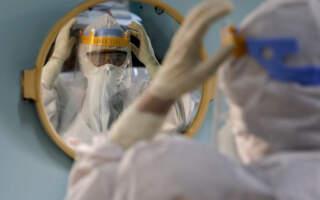 Лікарні на 90% заповнені хворими на COVID, хворим не вистачає кисневих концентраторів