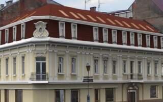 Палац Вайди в Ужгороді знищать «крутою» надбудовою