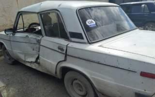 ДТП на Виноградівщині: водій збив людину та втік з місця пригоди