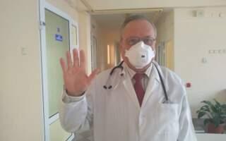 «Перший на Закарпатті летальний випадок COVID-19 – то був мій виклик», – лікар-інфекціоніст про пандемію, роботу, напругу та смерть