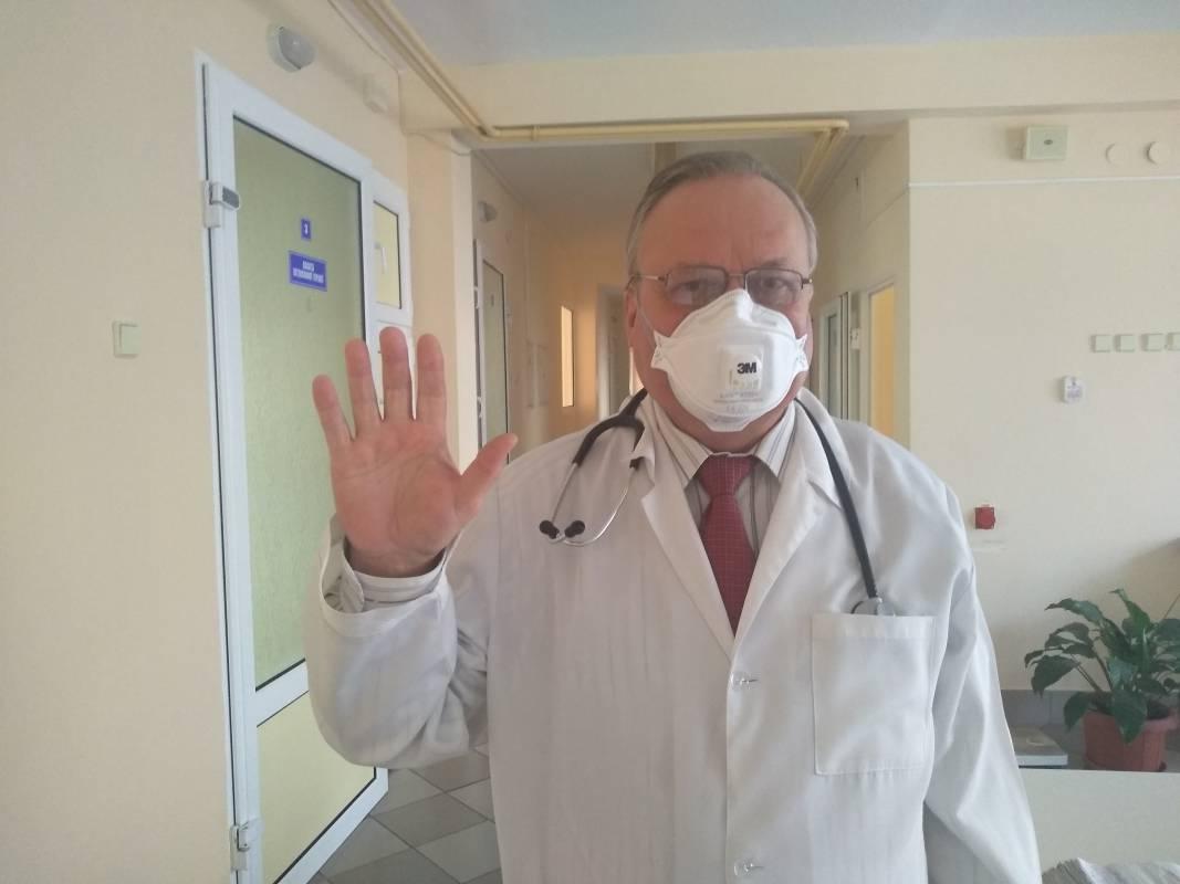 «Перший на Закарпатті летальний випадок COVID-19 – то був мій виклик», - лікар-інфекціоніст про пандемію, роботу, напругу та смерть