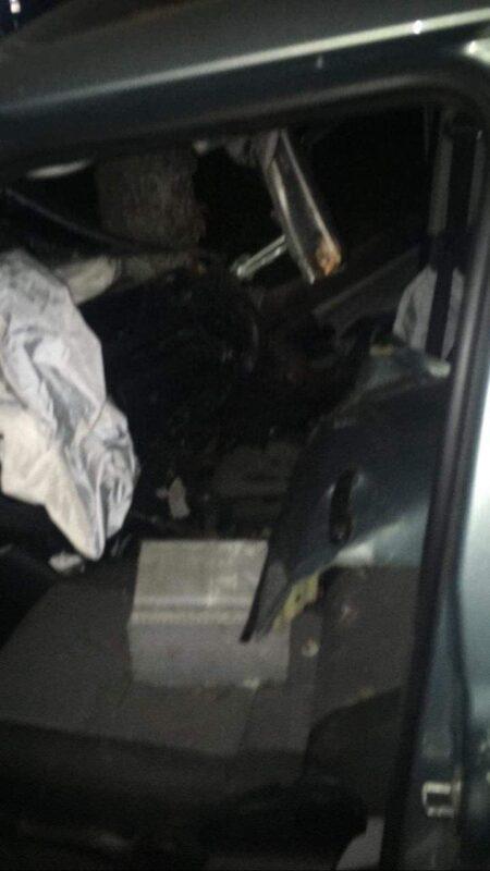 Нічна смертельна ДТП в Ужгороді (фото)