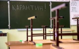 Ковід у школах: скільки закарпатських шкіл на карантині