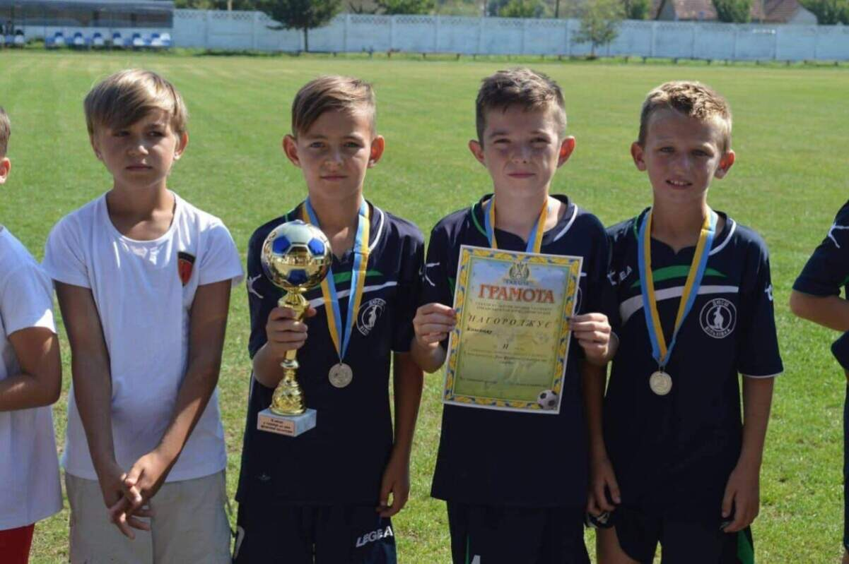 В Іршаві провели традиційний дитячий турнір з футболу (ФОТО)