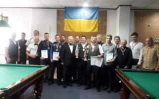 Ужнівець переміг на Чемпіонаті України з більярду