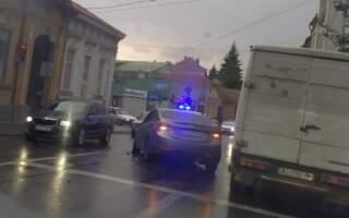 Автотроща в Ужгороді (фото)