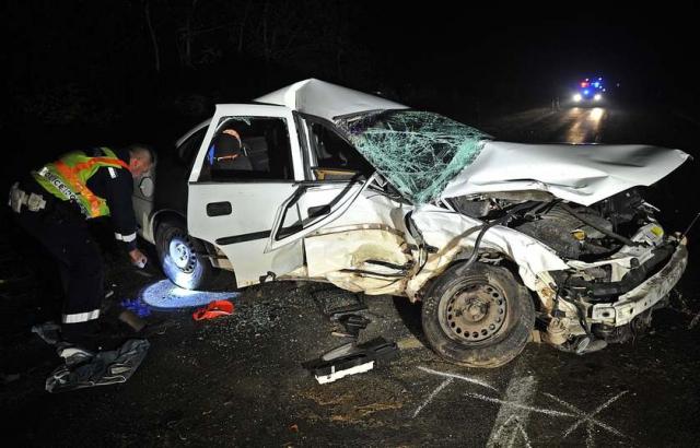 Фото: П'яний закарпатець в Угорщині вчинив смертельне ДТП