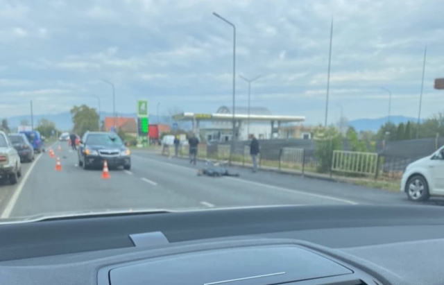 Смертельна аварія: під колесами Skoda загинув велосипедист (ФОТО)