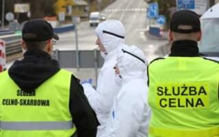 COVID-19: Словаччина посилює контроль на кордоні, у Польщі обов'язковий масковий режим