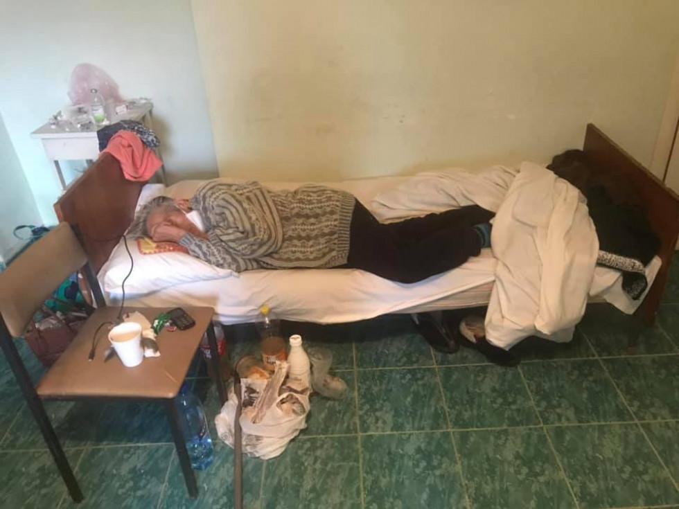 «Вони не лічать, а калічать!»: Страшні реалії районки де лікують хворих на Covid