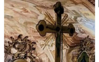 Унікальний розпис реставрують в кафедральному соборі УГКЦ (відео)