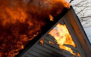 Трагедія: На Міжгірщині у власній оселі згорів господар