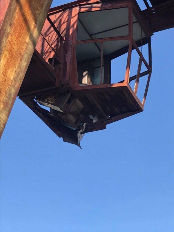 ФОТО: На Виноградівщині смертельна небезпека нависла над головами людей