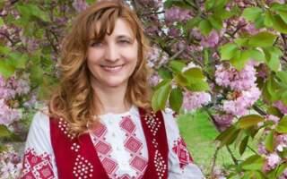 Закарпатка Петій-Потапчук Наталія нагороджена орденом княгині Ольги І ступеня