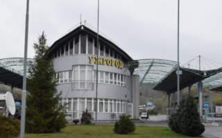 """У пункті пропуску """"Ужгород"""" на кордоні зі Словаччиною відкрито пішохідний рух"""