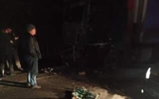 З'явились фото нічної смертельної ДТП на Іршавщині