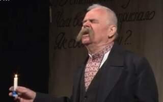 Невблаганна хвороба вирвала з театральних лав провідного майстра сцени Анатолія Мацака