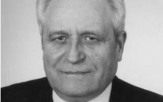 УжНУ втратив професора, наука України – академіка