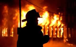 У пожежі на Закарпатті загинула людина