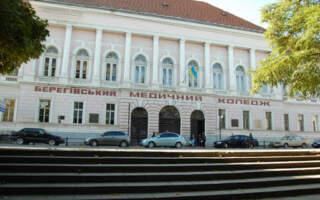 Напруга зростає: Колектив Берегівського медичного коледжу виступив проти «переселення» (Документ)