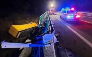 Фото. У Словаччині в ДТП загинув українець