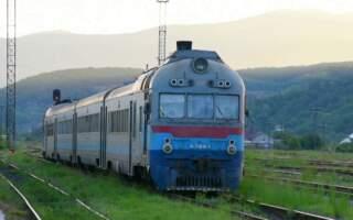 Трагедія: На Закарпатті потяг наїхав на чоловіка, який спав на колії