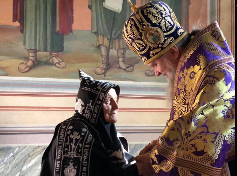 На Закарпатті у жіночому монастирі померла найстаріша схимонахиня (ФОТО)