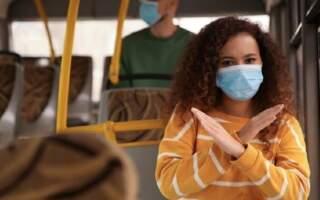 Штрафувати за стягнену з носа маску: Рада ввела штрафи за неправильне носіння масок