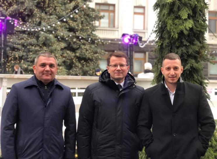 Ігор Шинкарюк та Іштван Петрушко – кандидати на посади заступників Голова ОДА Анатолія Полоскова