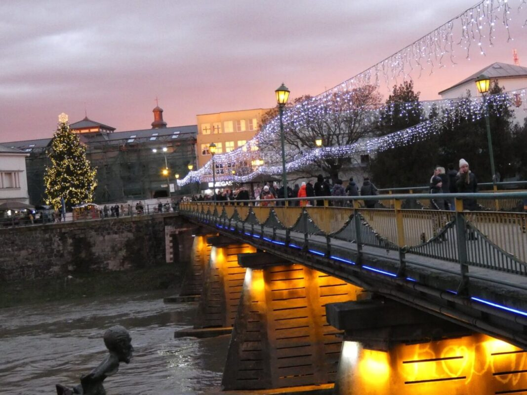 Веселка у грудні: Закарпатці у мережі діляться неймовірними світлинами (ФОТО)
