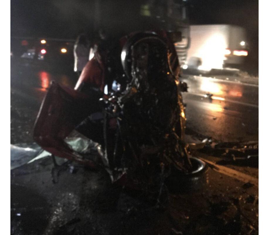 Стало відомо хто загинув у потрійній ДТП під Ужгородом (фото)