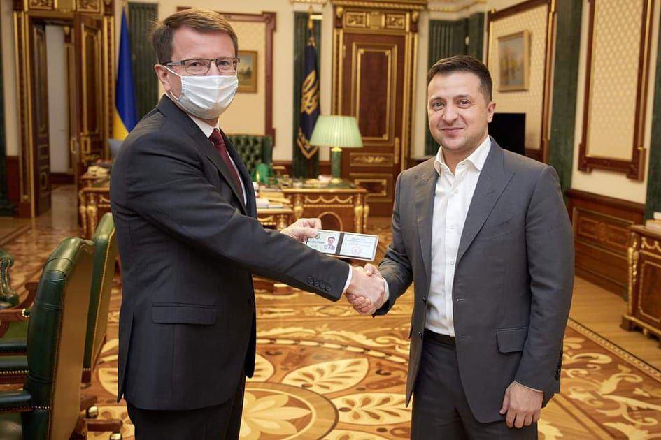 Анатолій Полосков - офіційно новий губернатор