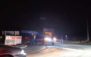 У Хусті на об'їзній перекинувся мікроавтобус (ФОТО)