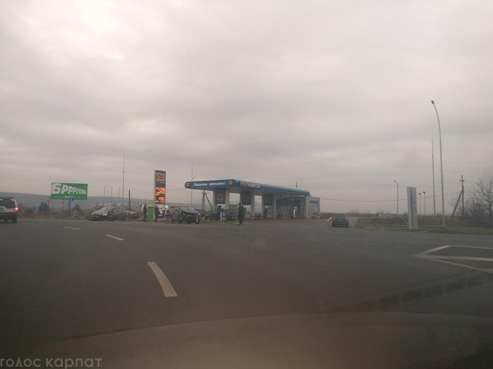 ДТП під Ужгородом (ФОТО)