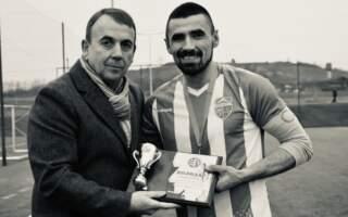 Посмертно: Мирослава Мудру визнано кращим футболістом Закарпаття 2020 року