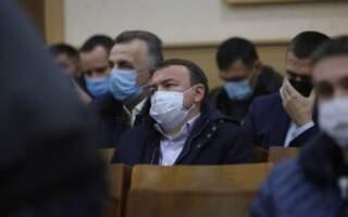 Навіть підтримка Олексія Петрова не допомогла Михайлу Ланю очолити Мукачівську райраду: Робота ради заблокована через амбіції представників влади