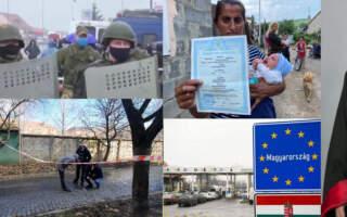 Стрілянина у Мукачеві, малий Зеленський, локдаун, протести, смерть Шашіка – ТОП події 2020 року на Закарпатті (ВІДЕО)