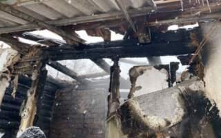 Вогонь на Водохреща забрав життя двох мукачівців (ФОТО)