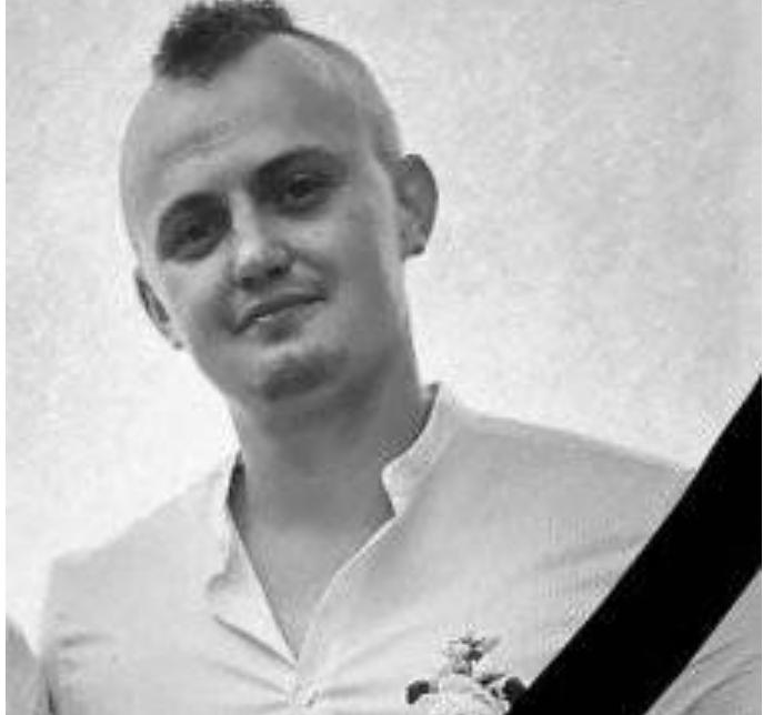У мережі оприлюднили фото 24-річного хлопця, який потонув у новорічну ніч