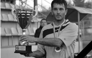 На 51-му році життя відійшов у вічність відомий український тренер та футболіст