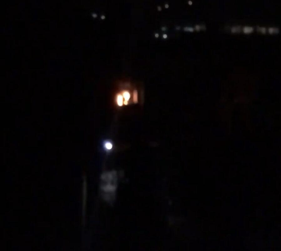 Відео/Фото пожежі в Інституті електронної фізики в Ужгороді