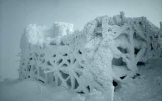 -16°С та падає легенький пухнастий сніжок: У горах зимно (ФОТО)