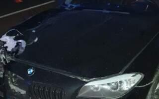 У Польщі українка на BMW протаранила дев'ять авто