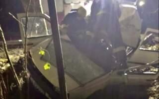 Смертельна ДТП на Закарпатті: Пасажир загинув відразу, водій – у швидкій (ФОТО)